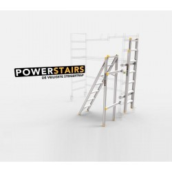 Powerstairs steigertrap