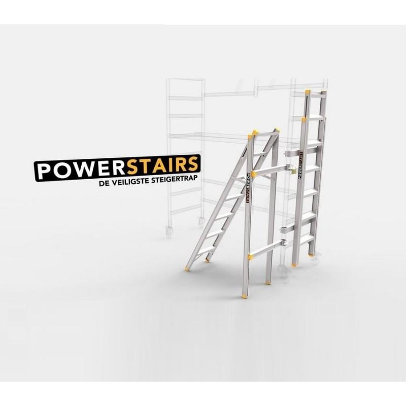Powerstairs steigertrap