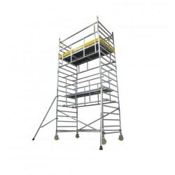 BoSS rolsteiger 145 x 250 met AGR-systeem
