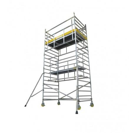 BoSS rolsteiger 145x250 met AGR-systeem