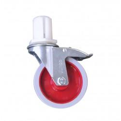 JUMBO wiel Ø 125 mm incl. plug