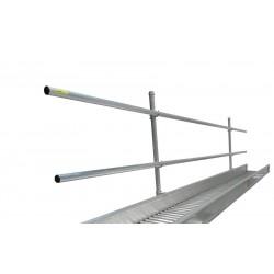 Leuning werkbrug 7 meter