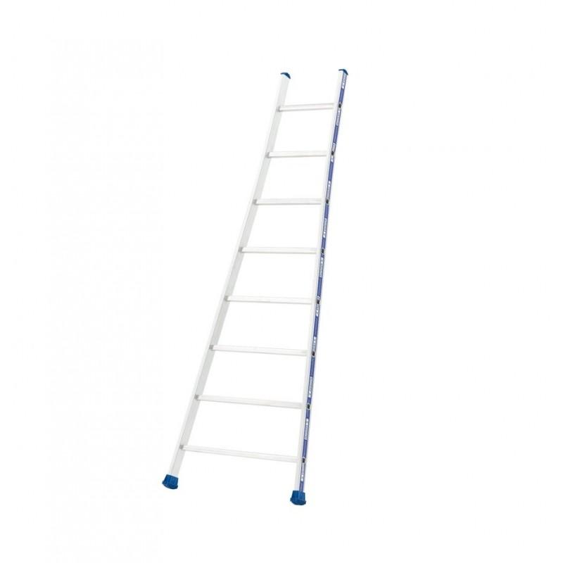 Enkele ladders met uitgebogen bomen 2411 14 sporten